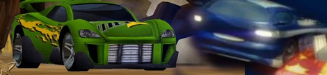 Banner 2 Games in 1 Hot Wheels Velocity X Plus Hot Wheels World Race