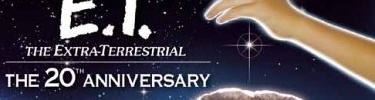 Banner ET The Extra-Terrestrial The 20th Anniversary