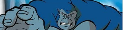 Banner Kong King of Atlantis
