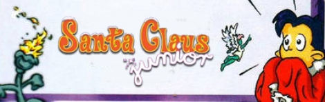 Banner Santa Claus Junior