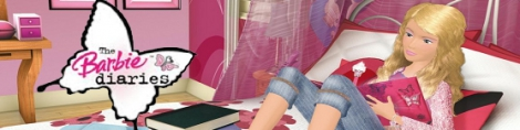 Banner The Barbie Diaries High School Mystery