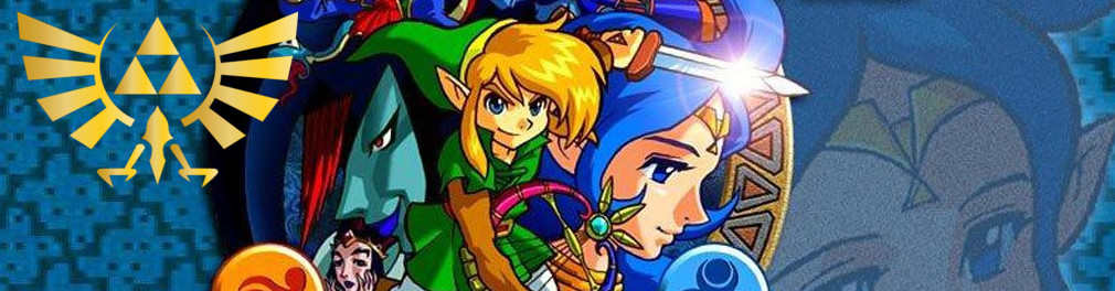 Banner The Legend of Zelda Oracle of Ages