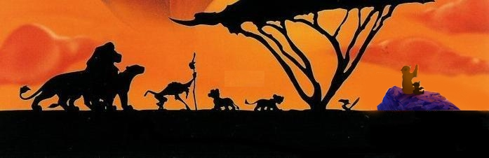 Banner 2 Games in 1 Disneys Brother Bear Plus The Lion King