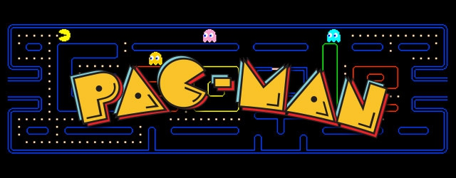 Banner 2 Games in 1 Ms Pac-Man Maze Madness Plus Pac-Man World