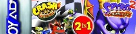 Banner Crash and Spyro Super Pack Volume 2