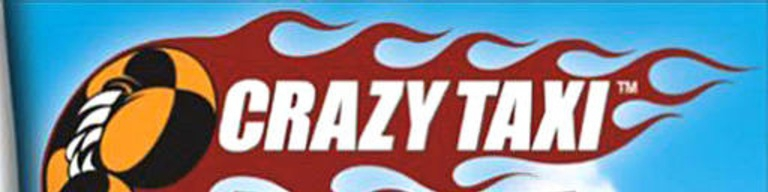 Banner Crazy Taxi Catch a Ride