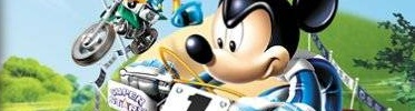 Banner Disney Sports Motocross
