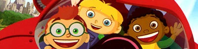 Banner Disneys Little Einsteins