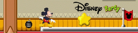 Banner Disneys Party