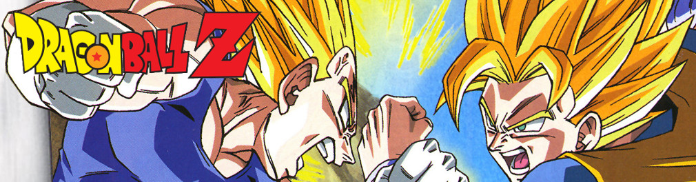 Banner Dragon Ball Z Supersonic Warriors