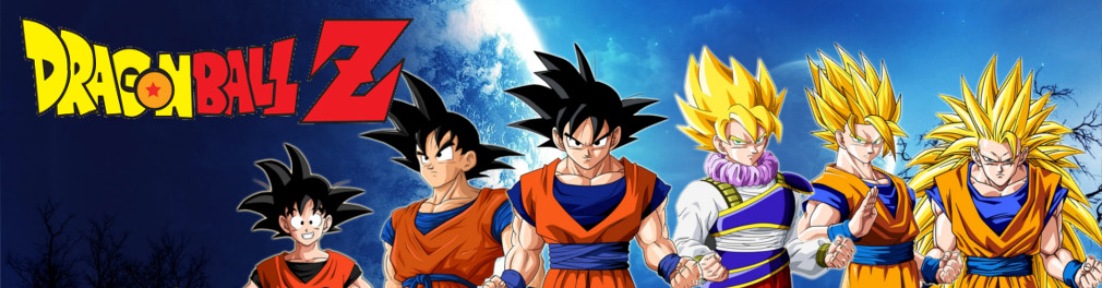 Banner Dragon Ball Z The Legacy of Goku