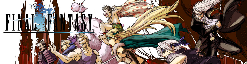Banner Final Fantasy VI Advance