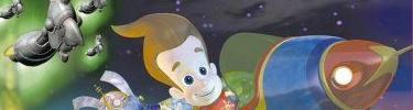 Banner Jimmy Neutron Boy Genius