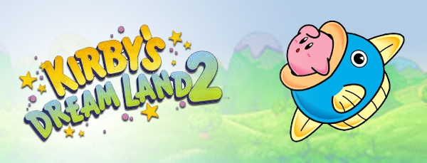 Banner Kirbys Dream Land 2