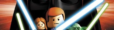Banner LEGO Star Wars The Video Game
