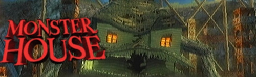 Banner Monster House
