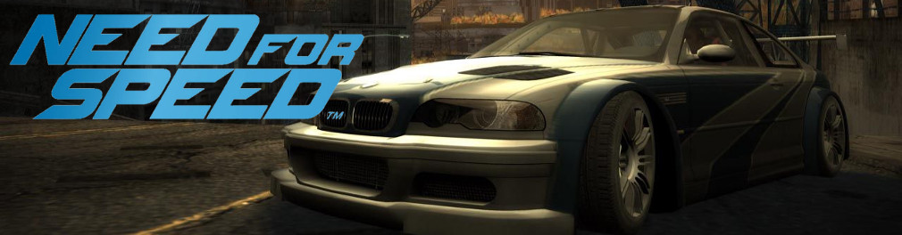 Banner Need for Speed Most Wanted
