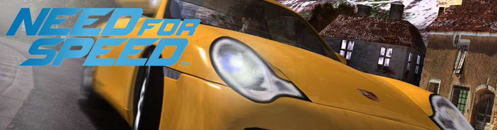 Banner Need for Speed Porsche Unleashed
