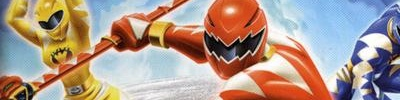 Banner Power Rangers Dino Thunder