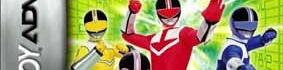 Banner Power Rangers Time Force
