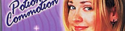 Banner Sabrina the Teenage Witch Potion Commotion