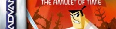 Banner Samurai Jack The Amulet of Time