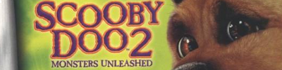 Banner Scooby Doo 2 Monsters Unleashed