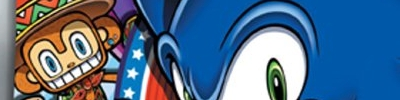 Banner Sonic Pinball Party