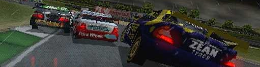 Banner TOCA World Touring Cars