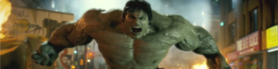 Banner The Incredible Hulk