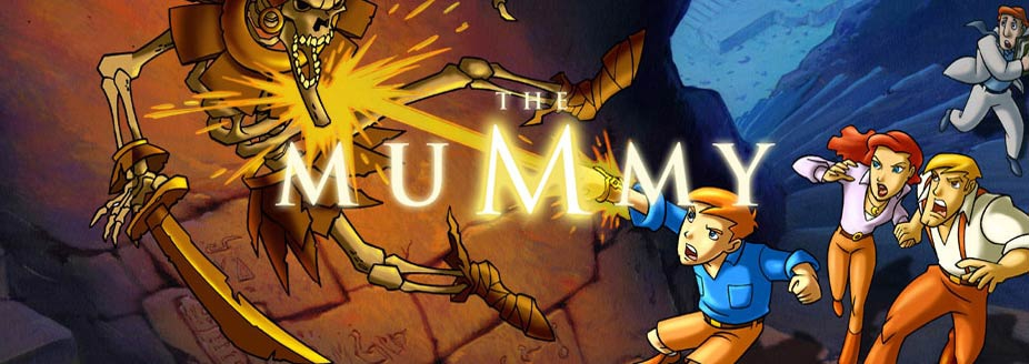 Banner The Mummy