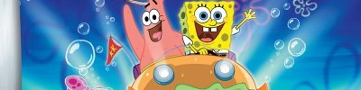 Banner The SpongeBob SquarePants Movie