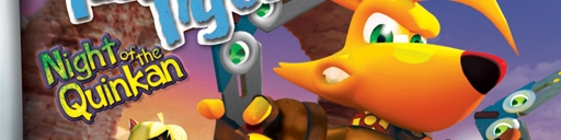 Banner Ty the Tasmanian Tiger 3 Night of Quinkan