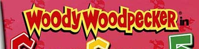 Banner Woody Woodpecker in Crazy Castle 5