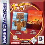 2 Games in 1: Disney's Brother Bear + The Lion King Lelijk Eendje voor Nintendo GBA