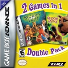 2 Games in 1 Scooby Doo the Motion Picture + Scooby Doo 2 Monsters Unleashed voor Nintendo GBA