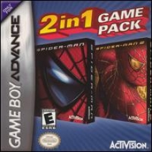 2 Games in 1 Spider-man Plus Spider-man 2 voor Nintendo GBA