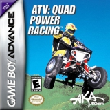 ATV: Quad Power Racing voor Nintendo GBA