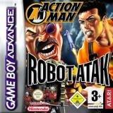 Boxshot Action Man: Robot Atak