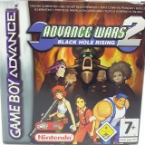 Advance Wars 2 Black Hole Rising Compleet voor Nintendo GBA