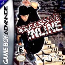 Aggressive Inline voor Nintendo GBA