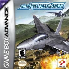 AirForce Delta Storm voor Nintendo GBA