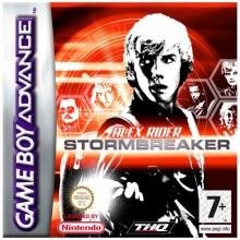 Alex Rider Stormbreaker Compleet voor Nintendo GBA
