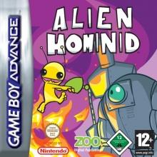 Alien Hominid voor Nintendo GBA