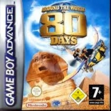 Around The World In 80 Days Compleet voor Nintendo GBA