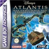 Atlantis De Verzonken Stad voor Nintendo GBA