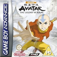 Avatar The Legend of Aang voor Nintendo GBA