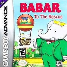 Babar to the Rescue voor Nintendo GBA