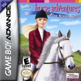 Boxshot Barbie Horse Adventures Blue Ribbon Race