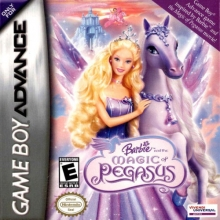 Barbie and the Magic of Pegasus Lelijk Eendje voor Nintendo GBA